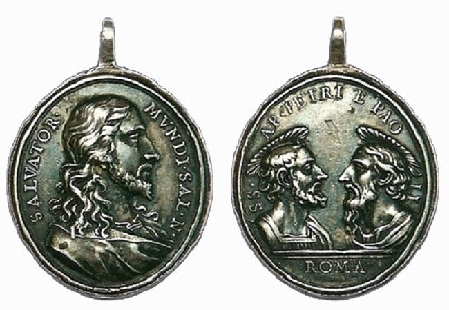 Recopilación medallas con el Rostro de Cristo ( Salvator Mvndi II) 3p5y