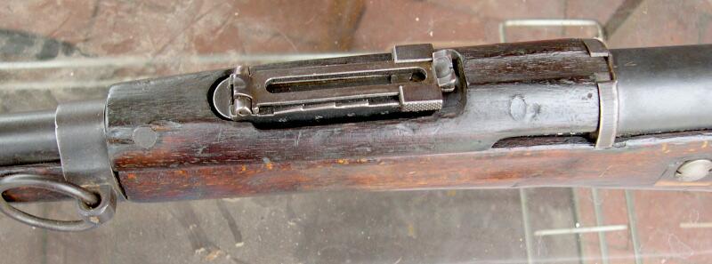 "berthier modèle 1902 dit""indochinois"" 1902indf"