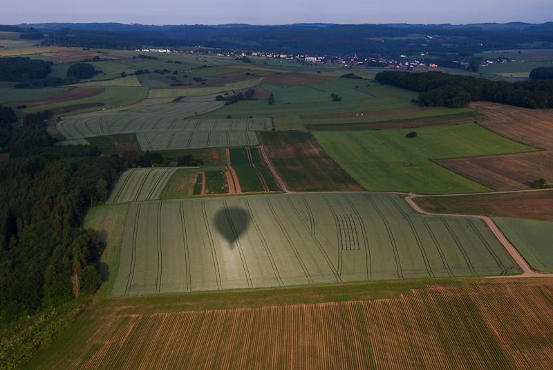 Vol en montgolfière (G.D. Luxembourg) - 20 juin 2009 - Les photos Mg53582009062050d