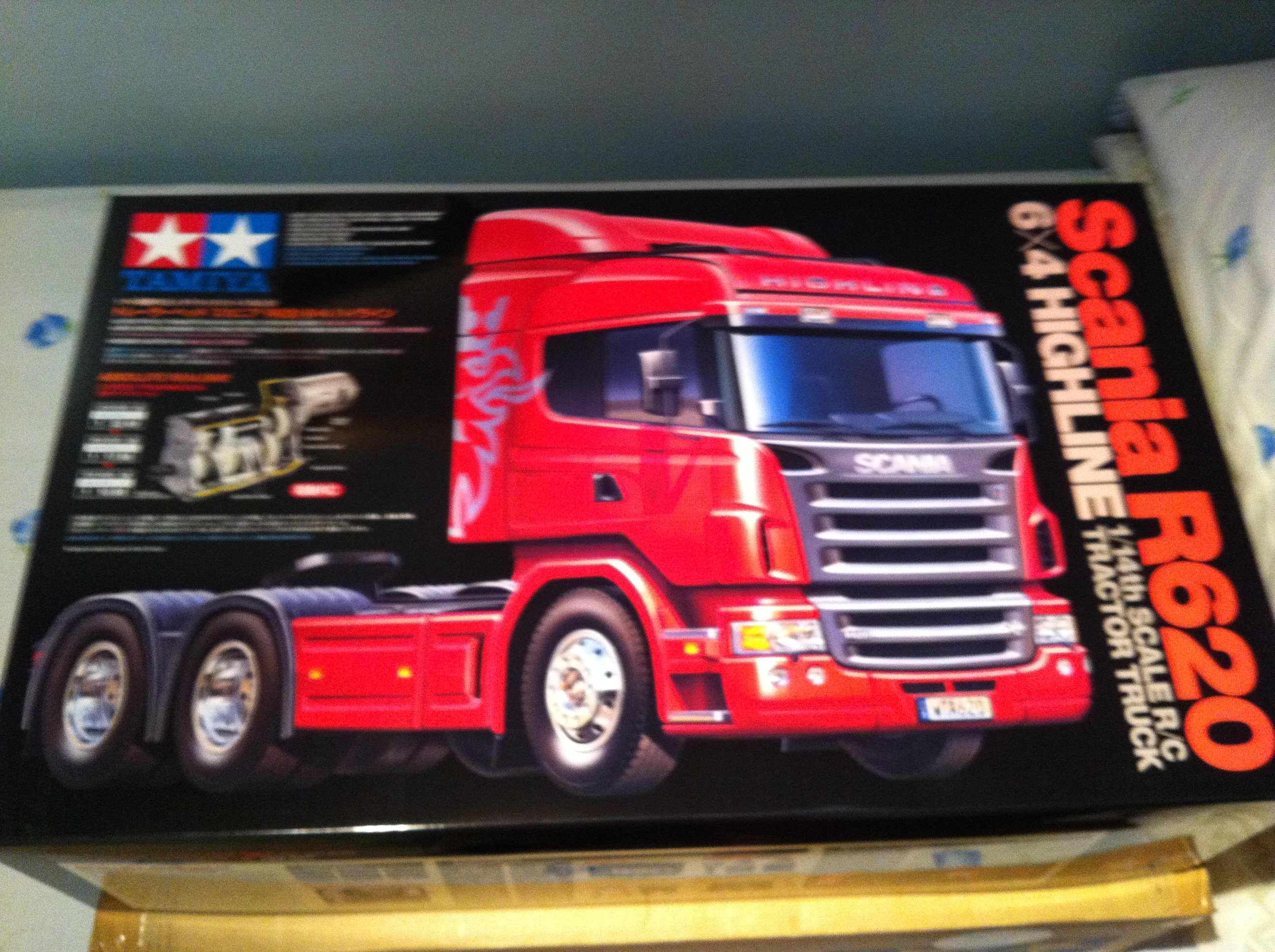 Scania R620 6x4 Servonaut Marcorev Img0146fd