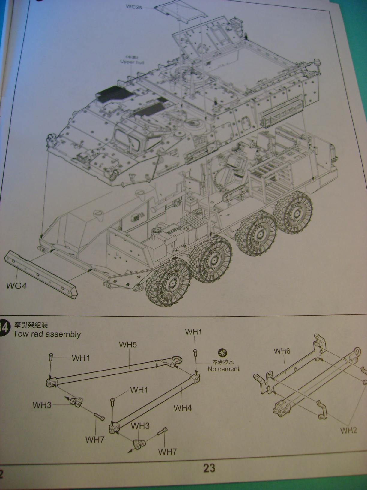 Review Kit M1129 Stryker Mortar Carrier Vehicle MC-B Trumpeter 1/35... Dsc02253pc