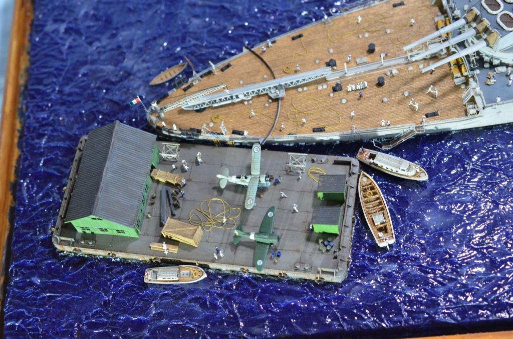 RN ROMA au 1/350 avec Kit Flyhawk. - Page 4 Injo