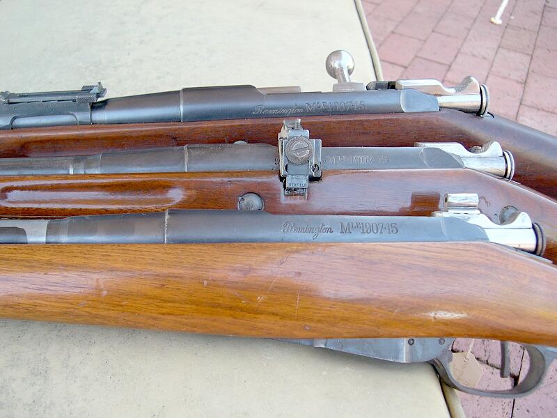 Nombre de fusils 1907-15 et M16 produits Remba1a