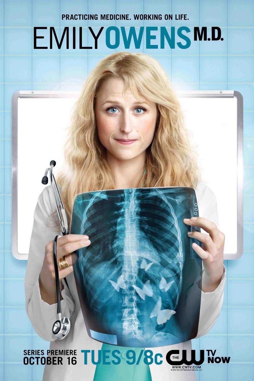 Emily Owens, M.D Season 01 HDTV Emilyowensmds1poster1