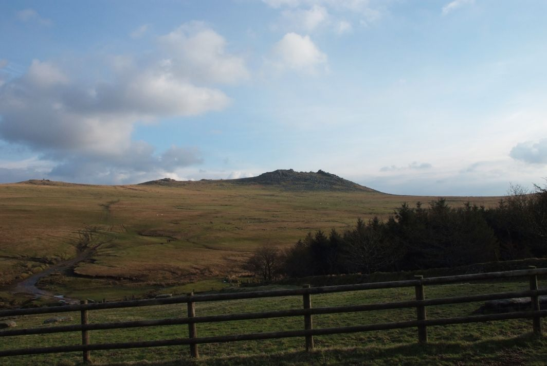 Climbing Roughtor, a Bronze Age site 36387422