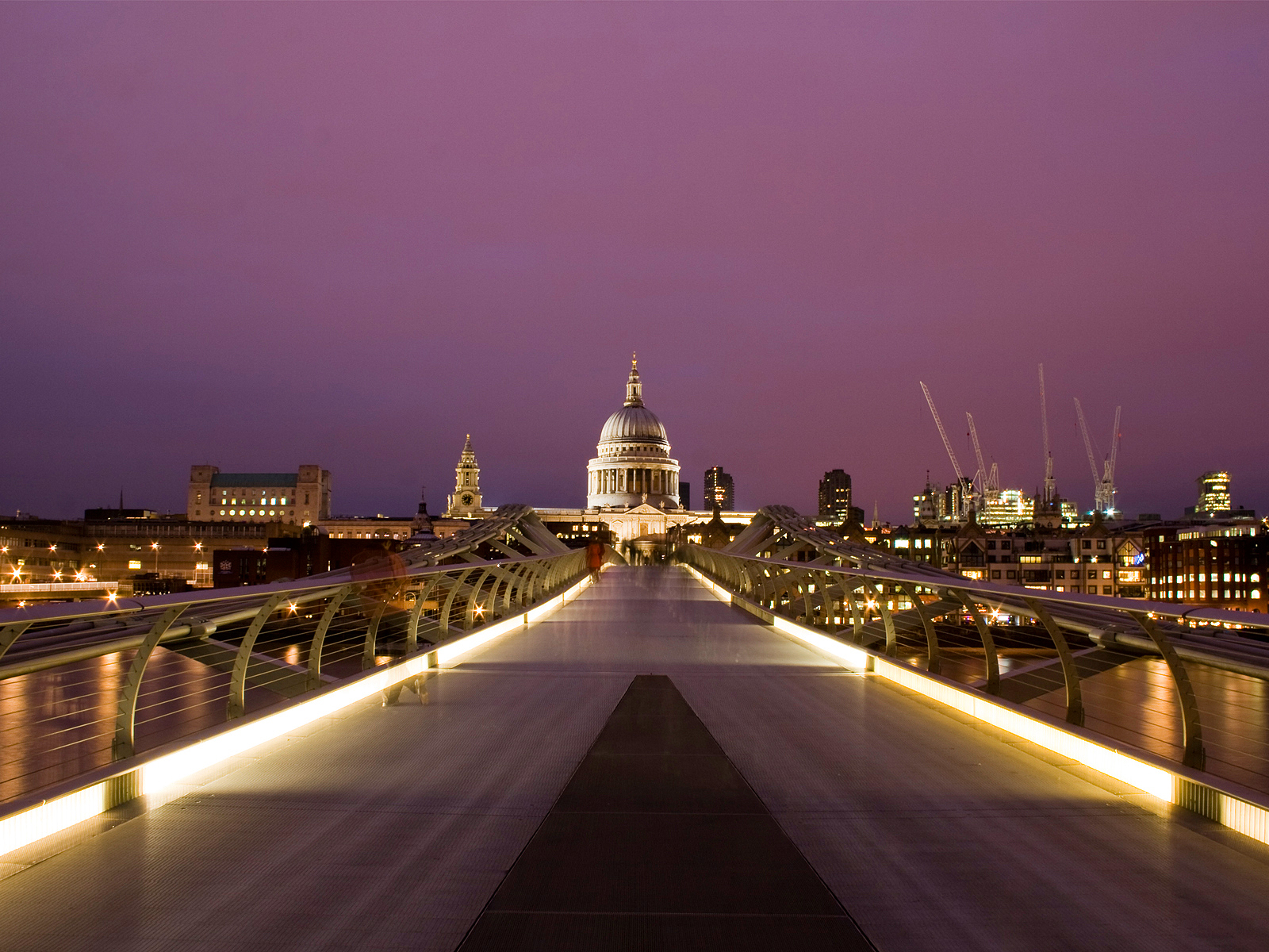 Amazing Cityscape Wallpapers 07millenniumstpauls1600