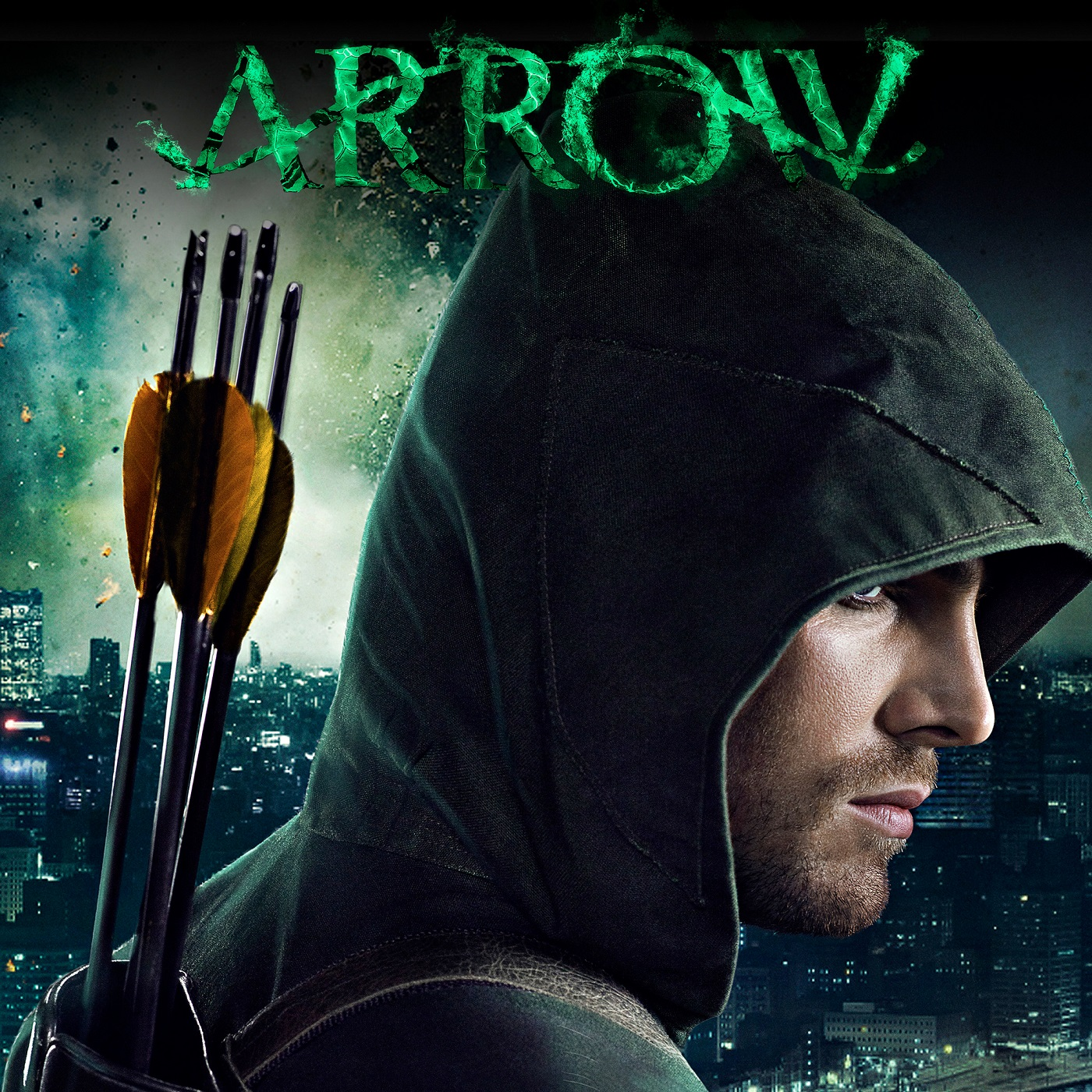 Arrow Seasons 01-03 | S03E01-E13 HDTV + 720P 1lnp