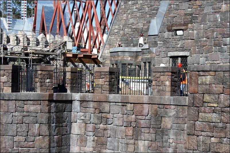 The wizarding world of hp construction pics Img7617e
