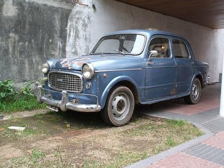 Antigravillas 1961fiat1100