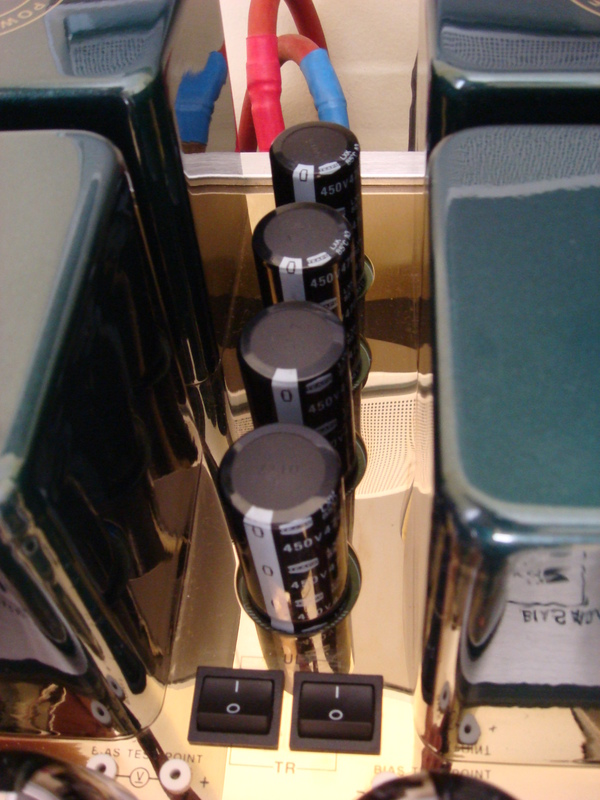Amplificadores a valvulas de baixo custo Yaqinmc100b133vh5