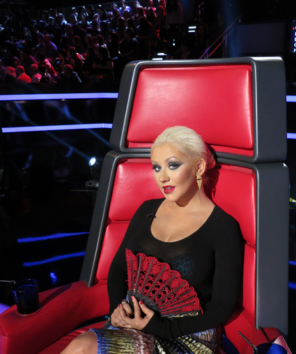 [Video+Fotos] [The Voice 3] Episodio 20: Live Playoffs Results (Completo) [08/Nov/12]    Gtl3website
