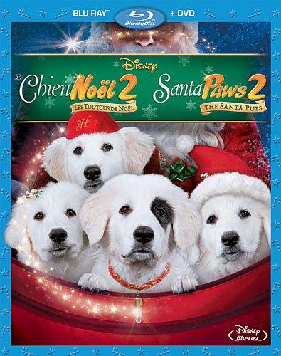Les jaquettes DVD et Blu-ray des futurs Disney Chiennoelbd