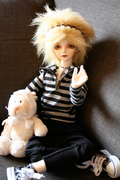 """[MD Owen/Soom Puss in Boots] """"Colocataires? p.43"""" (15/01) Haru01i"""