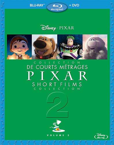 [BD + DVD] Les Courts Métrages Pixar - Volume 2 (1 décembre 2012) - Page 2 51oeubjlt7l