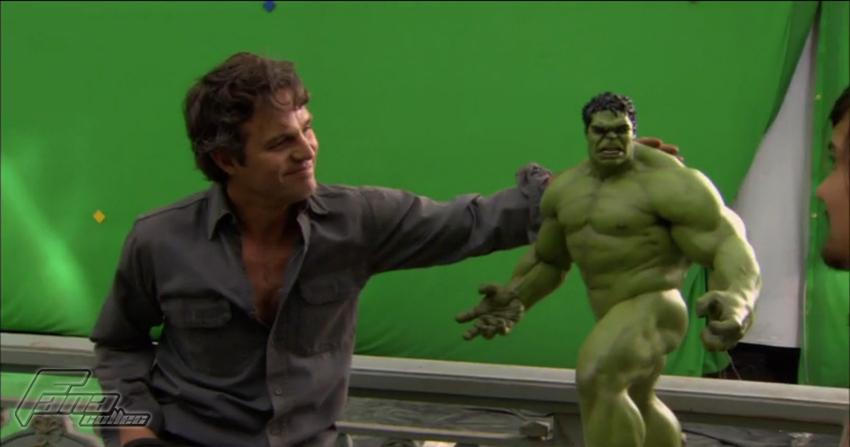 [Sideshow] Hulk Avengers Maquette Hulk4