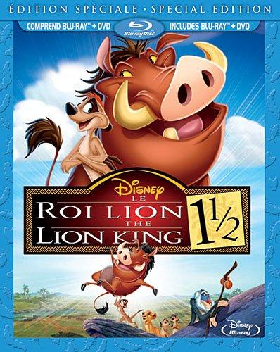 [BD + DVD] Le roi lion 2 et 3 (Novembre 2011) - Page 2 0745