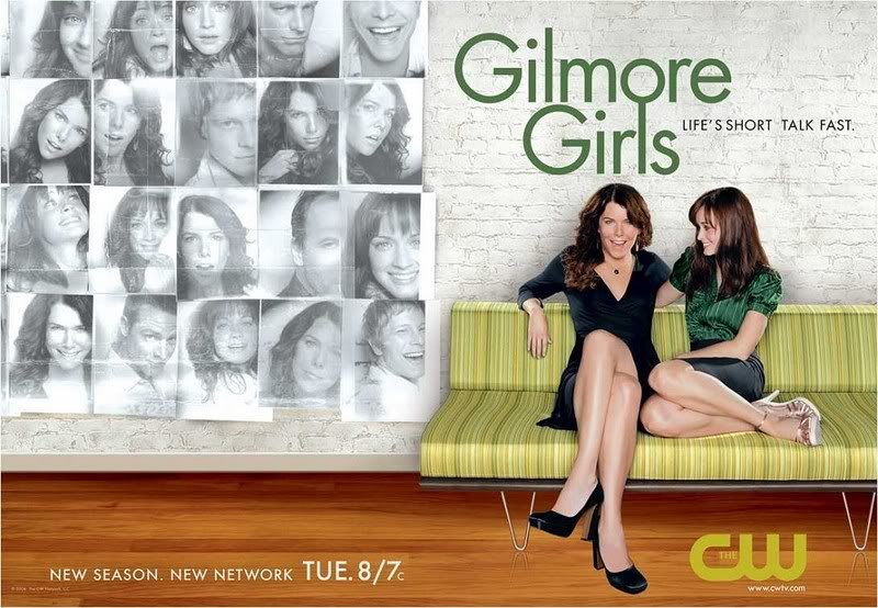 Gilmore Girls Seasons 01-07 DVDRip Gilmoregirlspromoseason