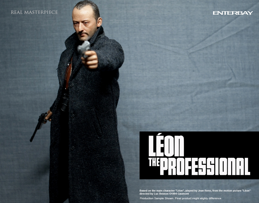 [ENTERBAY]   Leon: The Professional - 1/6 REAL MASTERPIECE - Página 2 2309205