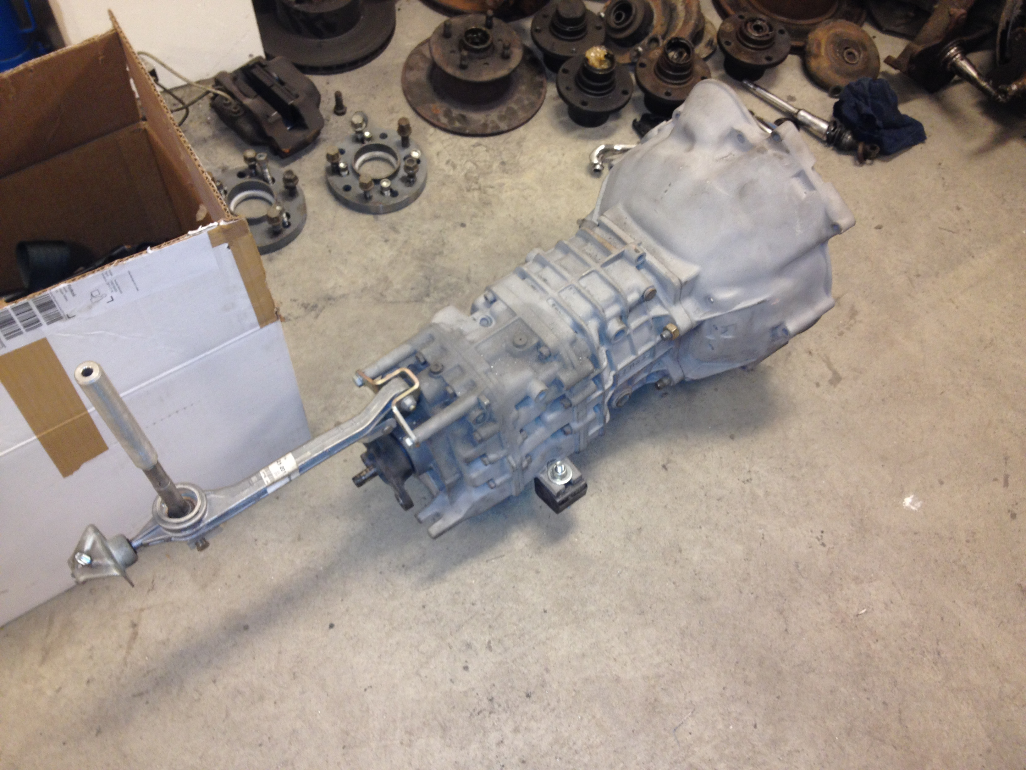 Ekkin - BMW 2302 m2 Grupp 2  (M3 E30 motor) - Sida 11 Img1439x