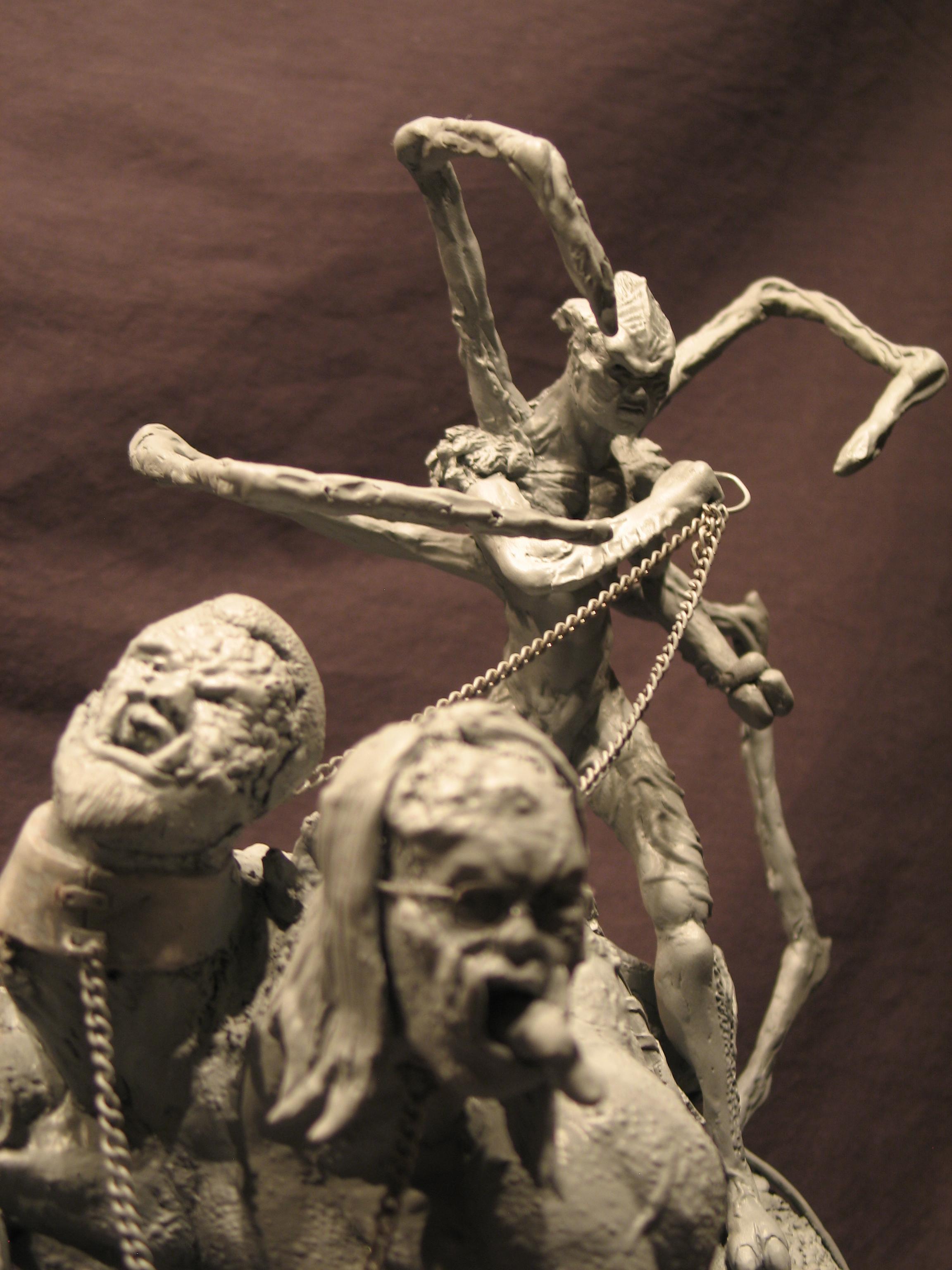 Spiderzero Riding the Shiflett Monster (Concours Shiflett 2) S173