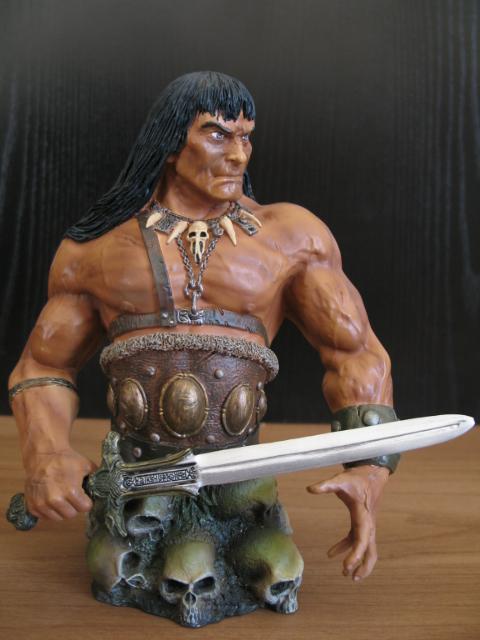 Barbarian Fan Collection Heroic-Fantasy (MAJ 01/01/13) 20090306statuecollectiol