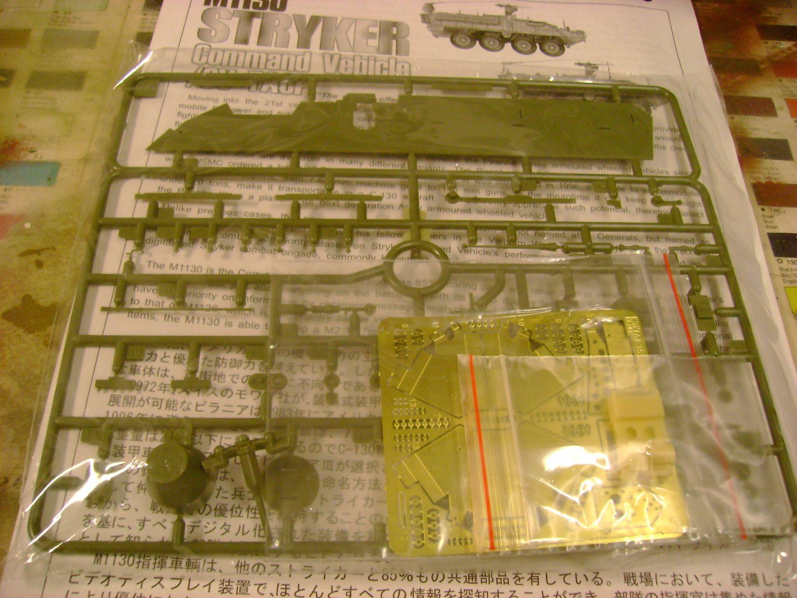 M1130 Stryker Commander's Vehicle, le Stryker de Tuche.....montage terminé.. 12897867
