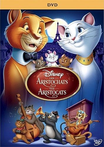 [BD + DVD] Les Aristochats (8 août 2012) - Page 5 0207n