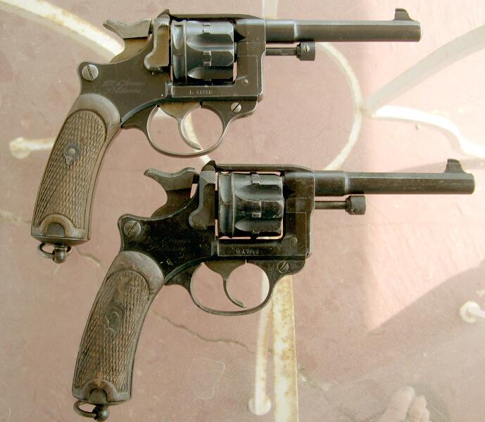 Revolver 1892 Ww11f