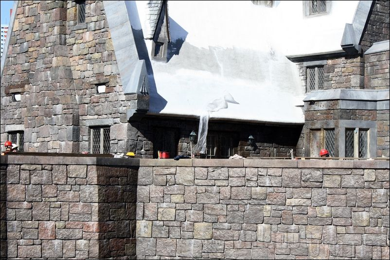 The wizarding world of hp construction pics Img7616q