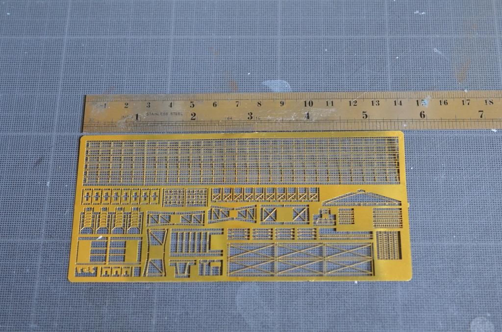 Port Artificiel MULBERRY au 1/350 3ogg