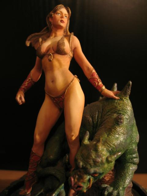 Barbarian Fan Collection Heroic-Fantasy (MAJ 01/01/13) 20090306statuecollectiou