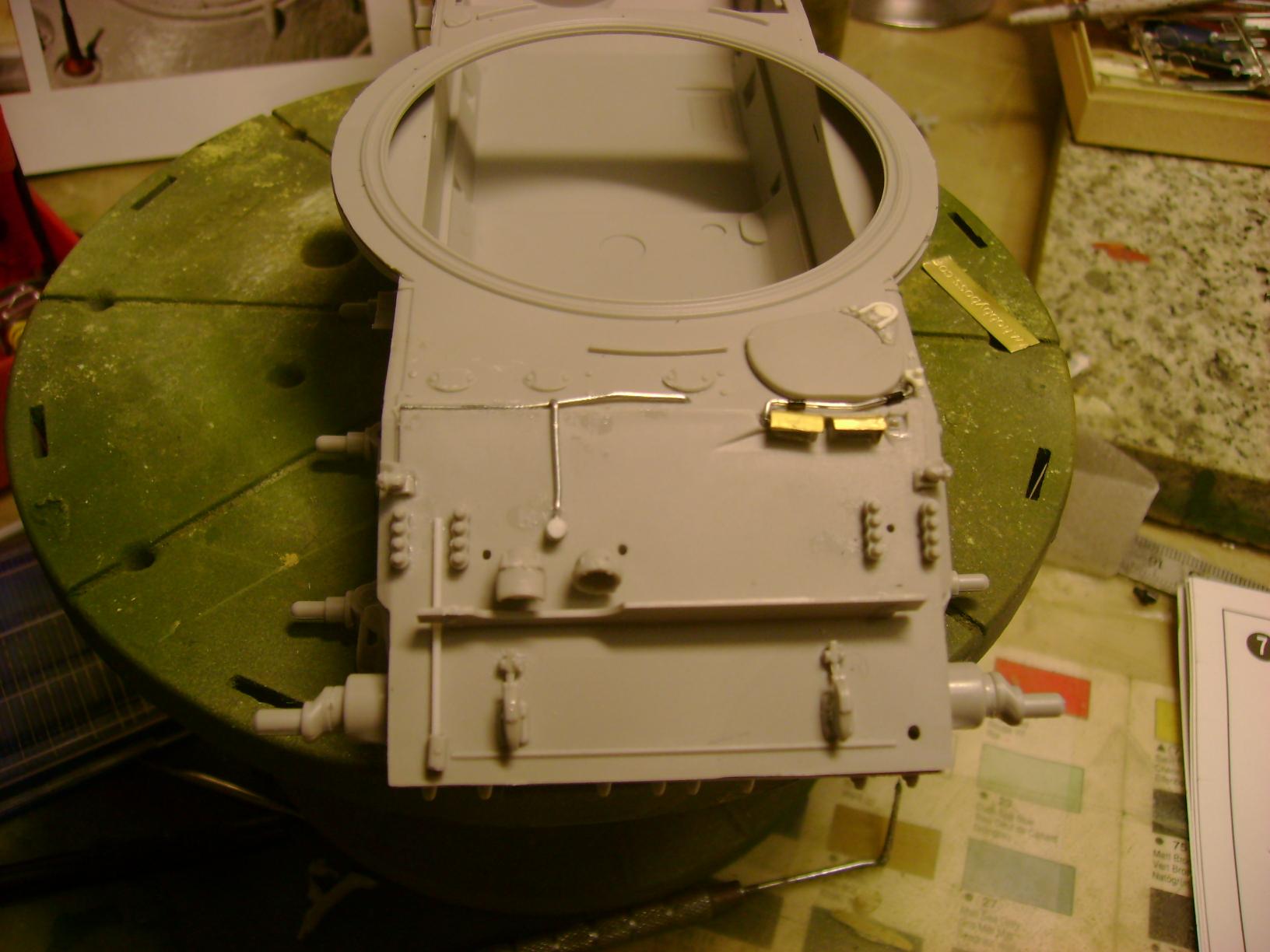 T-62 Trumpeter ...Terminé Up du 11/12... 96816202