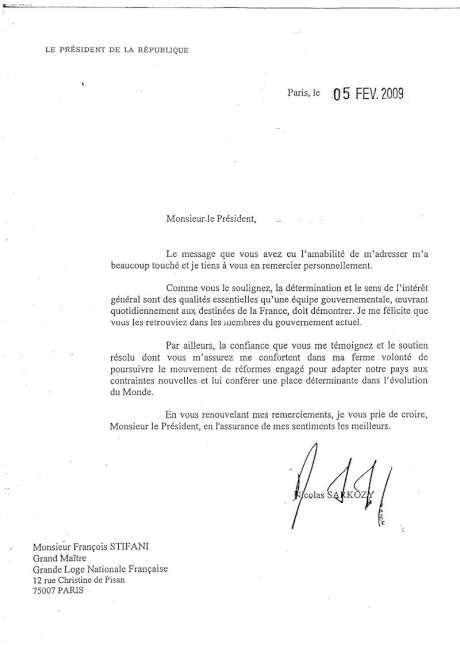 Le lien entre Sarkozy et la Franc-Maçonnerie révélé au grand jour Logesarko2650