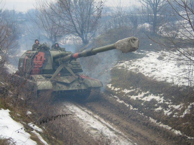 Ukrainian Armed Forces / Zbroyni Syly Ukrayiny 20110114475621508035020
