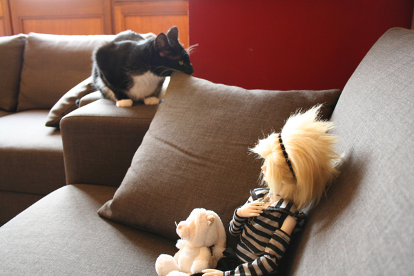 """[MD Owen/Soom Puss in Boots] """"Colocataires? p.43"""" (15/01) Haru01j"""