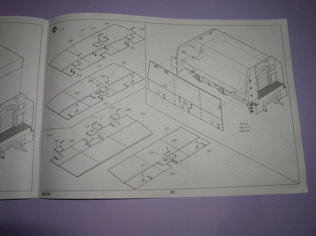 Review Kit German Panzerlok Baureine 57 Trumpeter 1/35 Pb020020