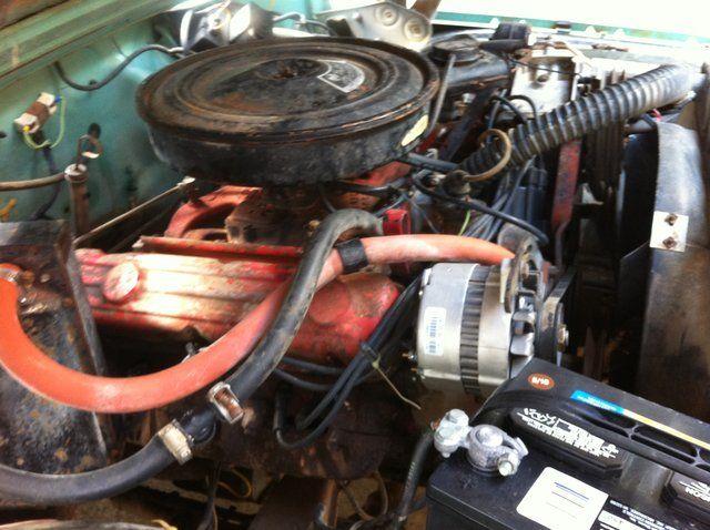 Nouveausur le forum mais pas ds 1 jeep Buickengine1