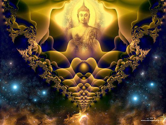 L'interdimensionnalité par Maitreya Universdebouddha