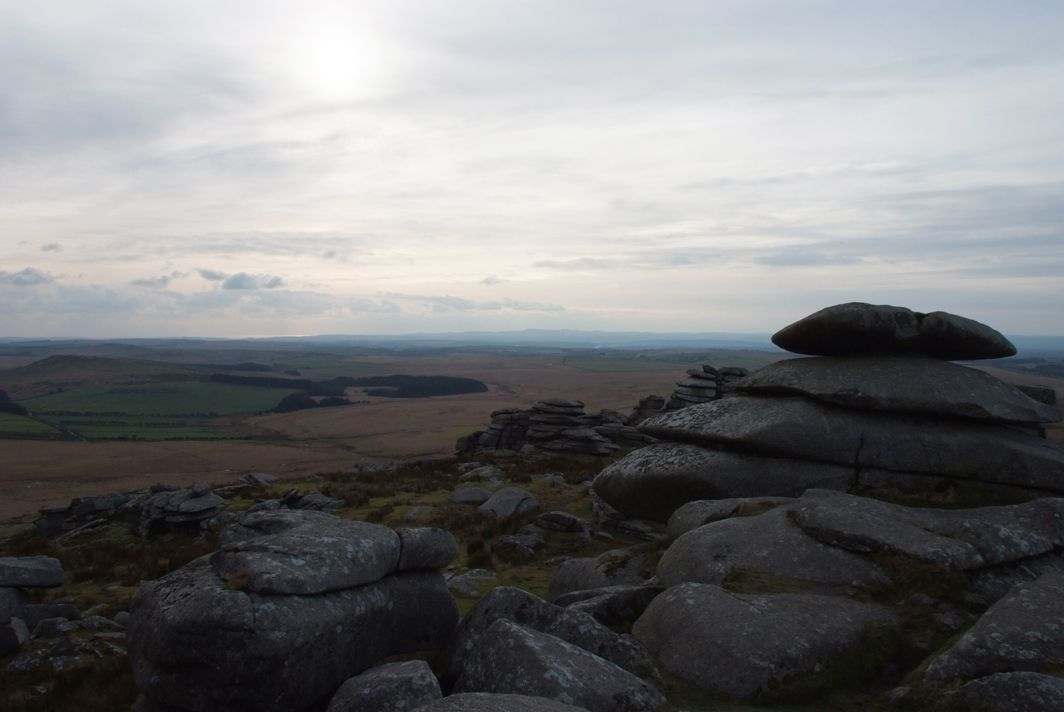Climbing Roughtor, a Bronze Age site 58110819