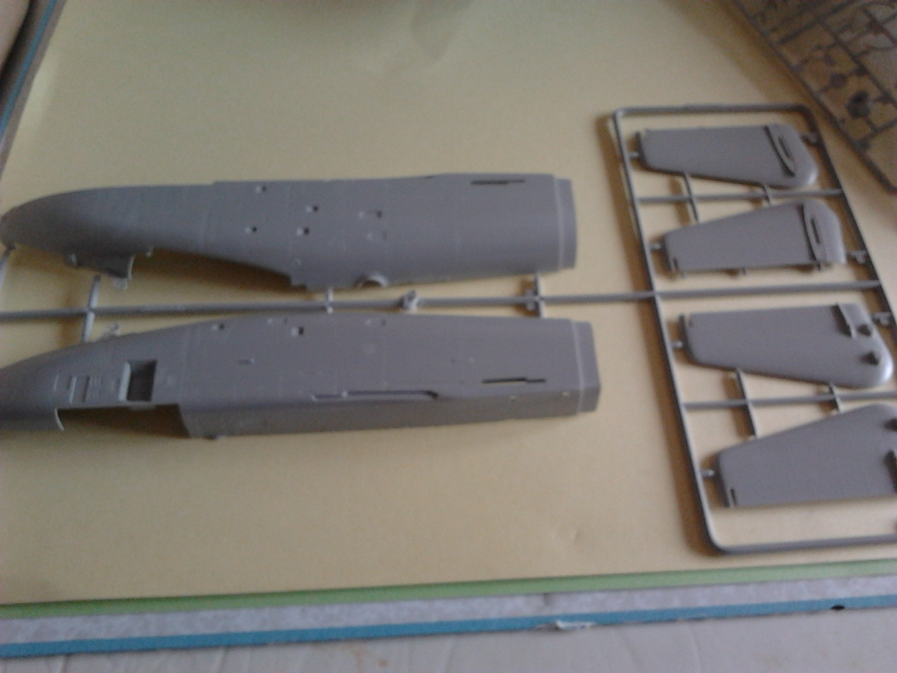 Review kit A-10A Thunderbolt II .Trumpeter 1/32.... 41259666