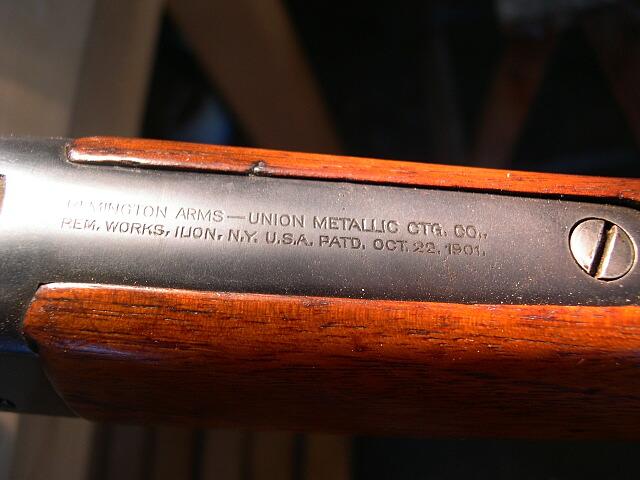 ROLLING BLOCK 1901/14 Cal 8mm LEBEL part2 Re46bd