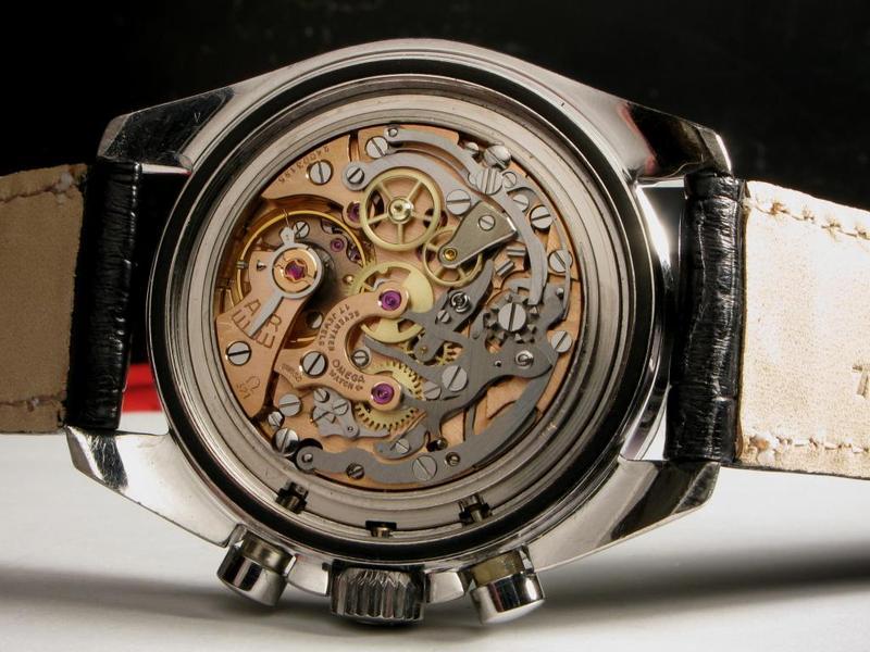 Omega speedmaster Moonwatch 357050 Vs Breitling Navitimer 401 - Page 3 151464img2270