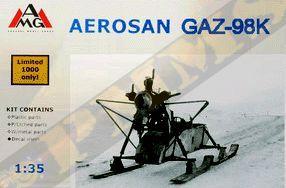 Chez AMG... Aerosanigaz98k
