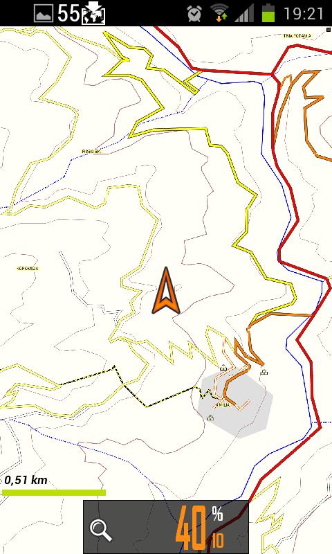Οrux Maps και Orux Maps 3D beta Mapwp