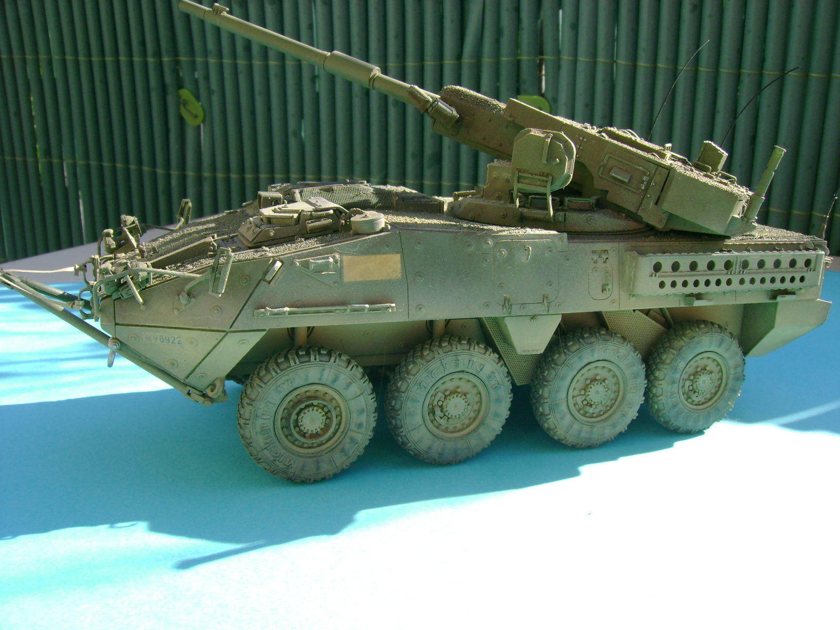 Stryker M1128 MGS ( Montage en cours ) Thunderbird - Page 2 65309186