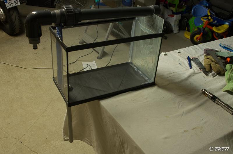 DIY - Fabrication d'un ATS Algae Turf Scrubber 4bwh