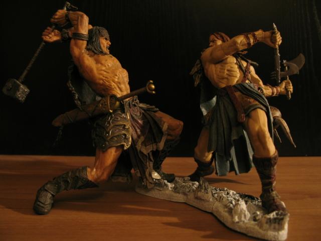 Barbarian Fan Collection Heroic-Fantasy (MAJ 01/01/13) 20090306statuecollectiohhy