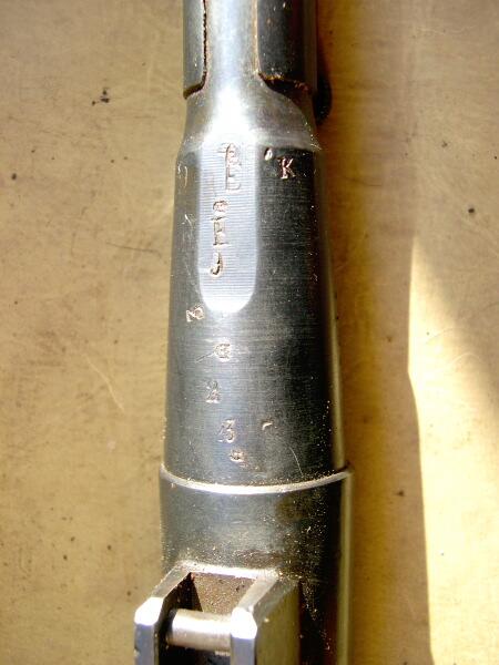 Nombre de mousquetons 1892 M16 produits - Page 2 Contin16a