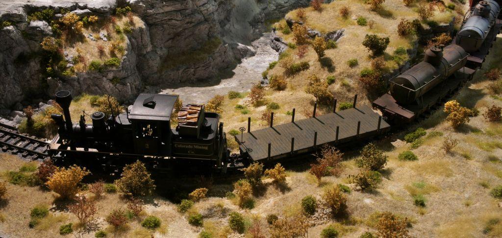 Black-Rock Canyon Kurvetotale