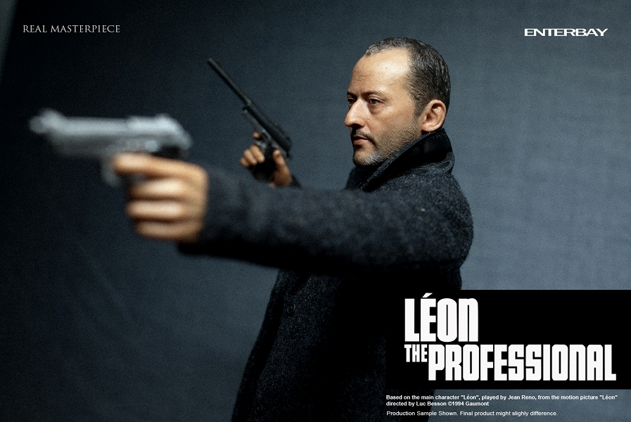 [ENTERBAY]   Leon: The Professional - 1/6 REAL MASTERPIECE - Página 2 2309207